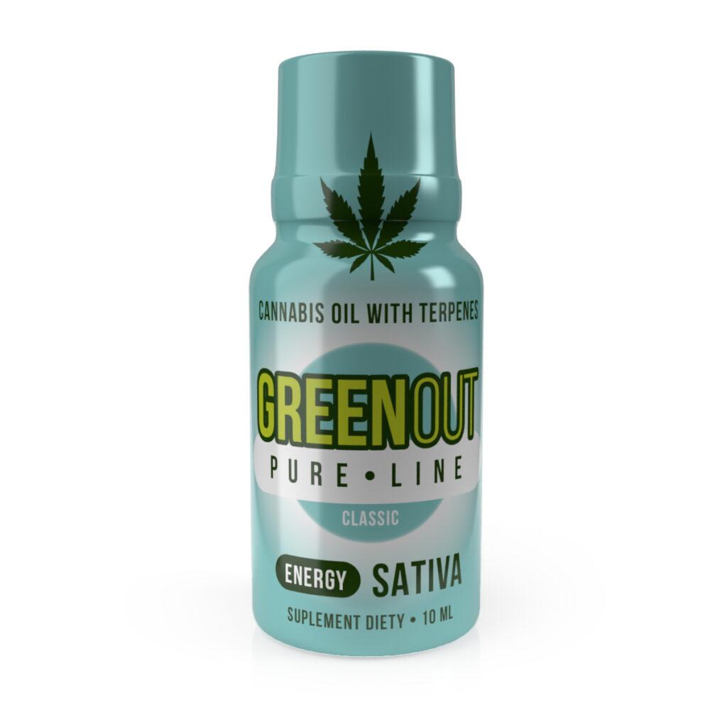 shot-cbd-green-out-pure-mini-classic-energy-sativa-sklep-cbd-strong-hemp